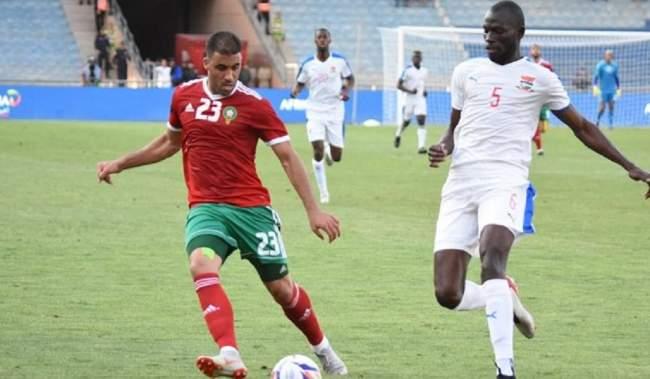 تطورات مثيرة في قضية حمد الله مع المنتخب المغربي بعد خروجه عن صمته