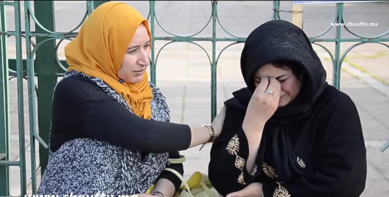 """نداء من ليلى إلى جميع المغاربة: """"متخليونيش بوحدي راهم حكروني"""" - أنا الخبر"""