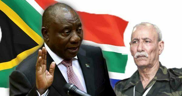 جنوب أفريقيا تواصل تحديها للمغرب بشأن البوليساريو