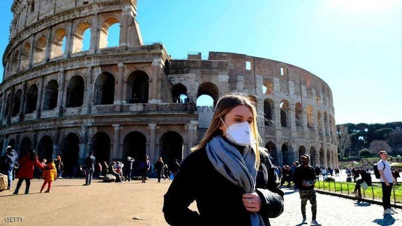 إعادة فرض الحجر الصحي في معظم مناطق إيطاليا بسبب كورونا