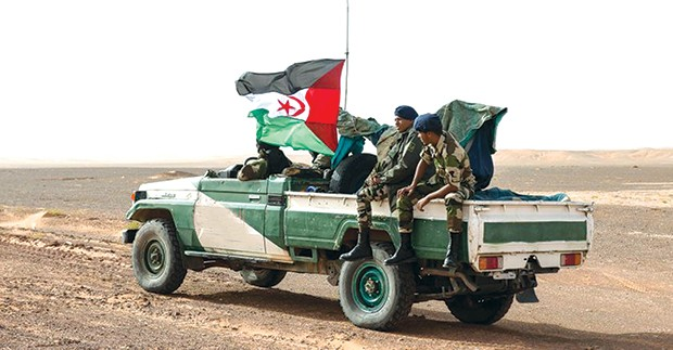 """البوليساريو مازال زايدة فيه: """"حربنا على المغرب مستمرة وقرار وقف إطلاق النار القديم قد انتهى"""""""