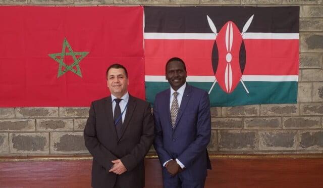 حرب كبيرة بين المغرب والجزائر في كينيا بسبب البوليساريو