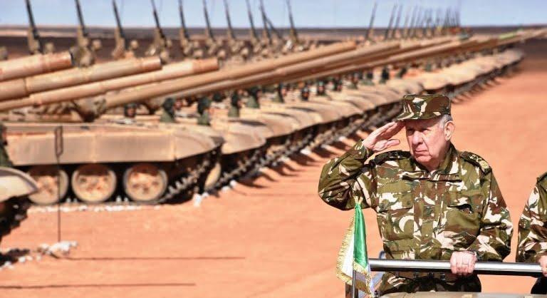 الجيش الجزائري يواصل استفزازاته