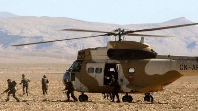 قوات مغربية تتأهب للمشاركة في الأسد الأفريقي