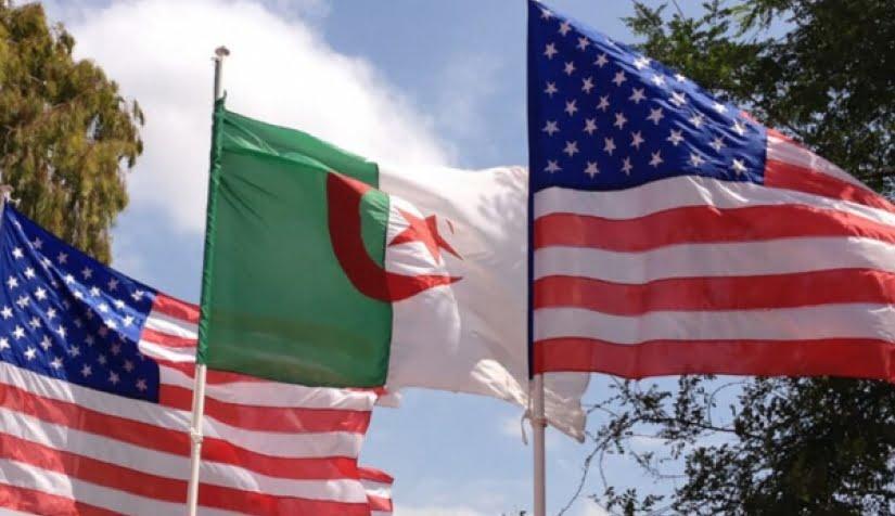أمريكا والجزائر