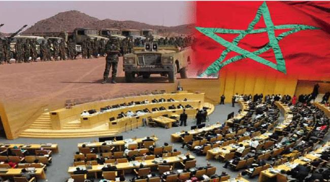 مجلس الأمن والصحراء المغربية