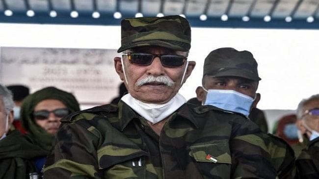 إبراهيم غالي زعيم البوليساريو