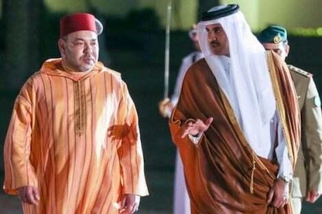 العلاقات المغربية القطرية في تقدم