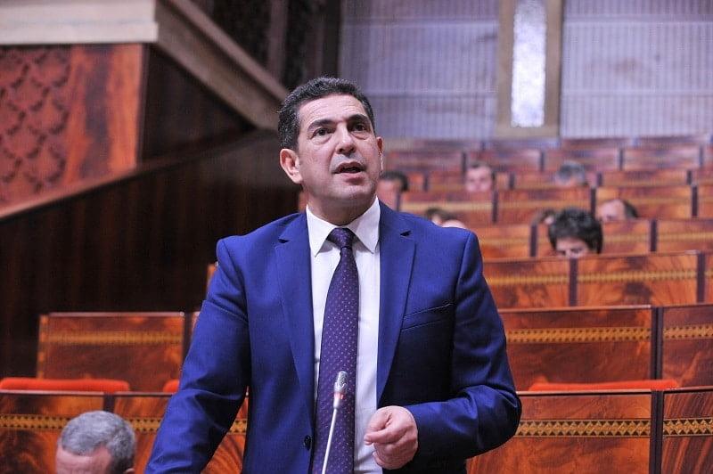 وزير التعليم سعيد أمزازي