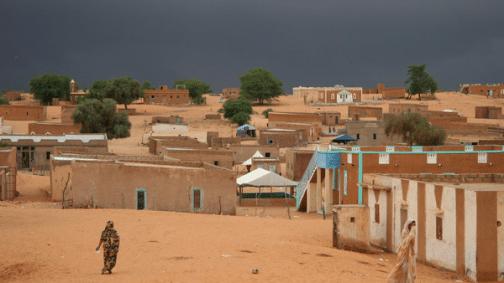 المغرب يستعد لإعمار مدينة الكويرة