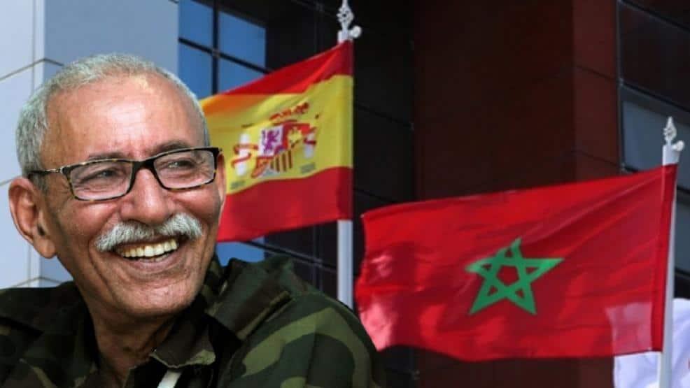 إبراهيم غالي وإسبانيا
