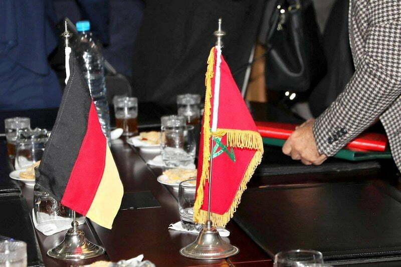 المغرب وألمانيا إلى اين