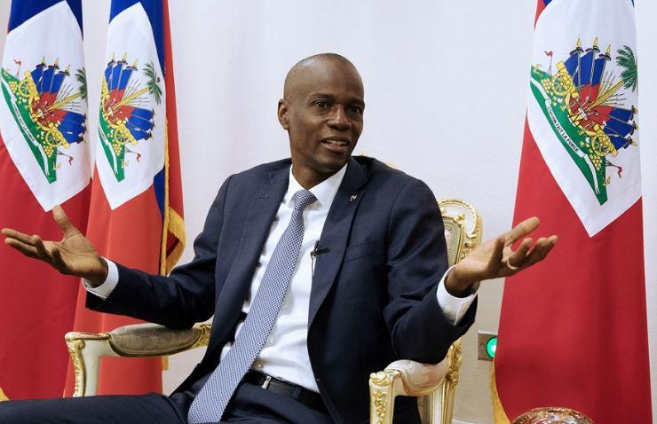 رئيس هايتي المغتال