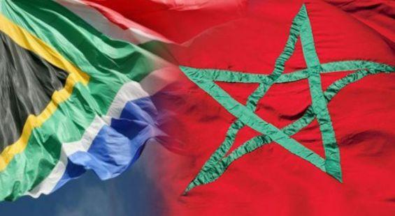 المغرب وجنوب إفريقيا
