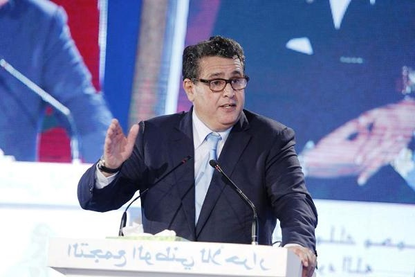 رئيس الحكومة عزيز أخنوش